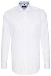 Seidensticker Spread Kent Uni White