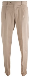 Hiltl Morello-U Classic-Fit Signature Cotton Sand