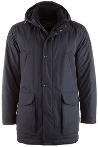 Paul & Shark Typhoon 20000 Long Jacket Navy