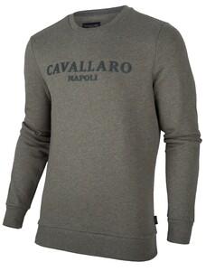 Cavallaro Napoli Mirko Sweat Groen