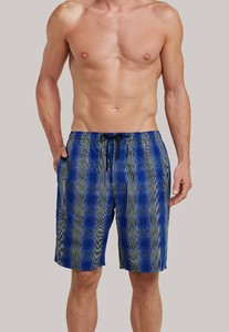 Schiesser Mix & Relax Bermudashort Royal Blue