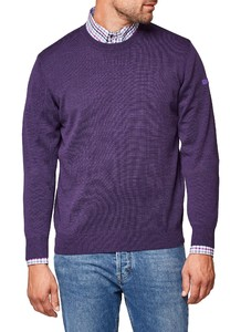 Maerz Round Neck Merino Superwash Wisteria