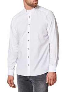 Maerz Uni Contrast Button Clear White