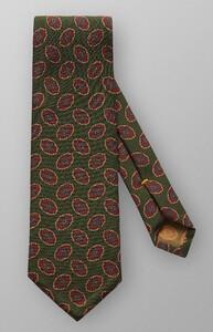 Eton Vintage Paisley Donker Groen