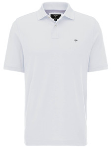 Fynch-Hatton Uni Polo Wit