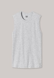 Schiesser Long Life Soft Tank Top Grijs
