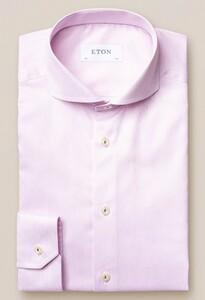 Eton Royal Signature Twill Extreme Cutaway Roze