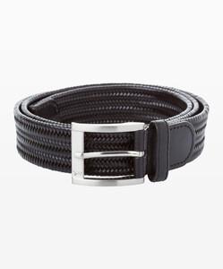 Brax Woven Belt Zwart