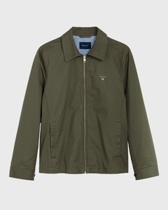 Gant The Gant Windcheater Deep Lichen Green