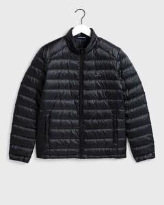 Gant The Light Down Jacket Zwart