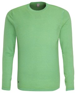 Jacques Britt Merino Pullover Light Green