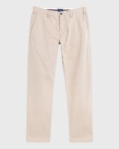 Gant Comfort Super Chino Donker Khaki