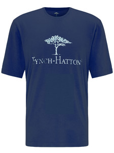 Fynch-Hatton Logo T-Shirt Midnight