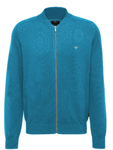 Fynch-Hatton Cardigan College Crystalblue