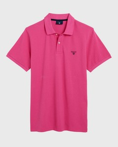 Gant The Summer Pique Polo Cyklamen