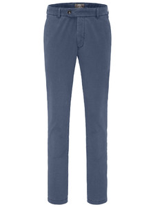 Fynch-Hatton Togo Micro Structure Denim Blue