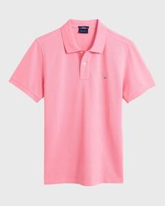 Gant Gant Piqué Polo Pink Rose