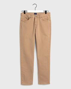Gant Slim Desert Jeans Donker Khaki