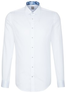 Jacques Britt Slim Uni Business White