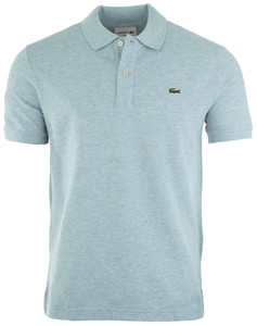 Lacoste Slim-Fit Piqué Polo Sky Blue
