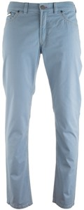Gardeur Bevio Contrast Stitch 5-Pocket Light Blue