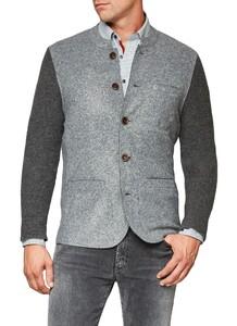 Maerz Button Cardigan Mercury Grey
