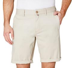 Gardeur Jasper Flat-Front Stretch Cotton Bermuda Zand