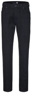 Gardeur Wool-Look Nevio Fine Structure 5-Pocket Antraciet