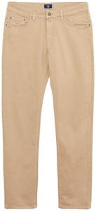 Gant Slim Desert Jeans Mid Brown