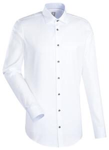 Jacques Britt Como Mix Shirt White