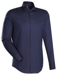 Jacques Britt Custom Structure Kent Shirt Navy
