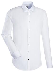 Jacques Britt Gala Milano Overhemd Wit