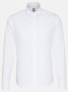Jacques Britt Uni Business Overhemd Wit