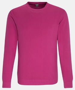 Jacques Britt Uni R-Neck Trui Pullover Red