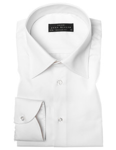 John Miller Dress-Shirt Non-Iron Ecru