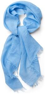 Gant Solid Linnen Sjaal Capri Blue