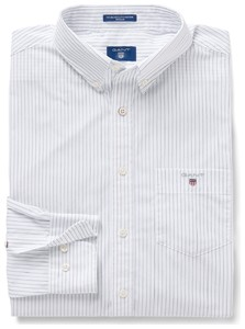 Gant The Broadcloth Pinstripe Wit