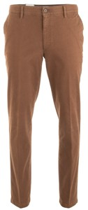 MENS Madison XTEND Flat-Front Cotton Donker Bruin