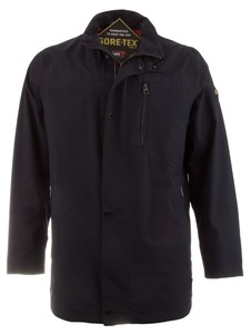 Pierre Cardin Gore-Tex Long Jacket Navy