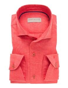 John Miller Schiller Button Down Uni Overhemd Rood