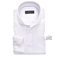 John Miller Slim Fit Uni Non Iron Shirt White