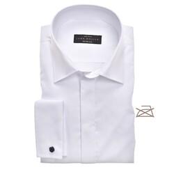 John Miller Slim Smoking Non Iron Shirt White