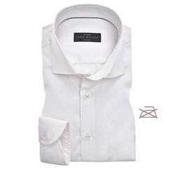 John Miller Slim Uni Non Iron Shirt Ecru