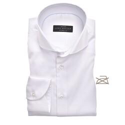 John Miller Tailored Uni Non Iron Shirt White
