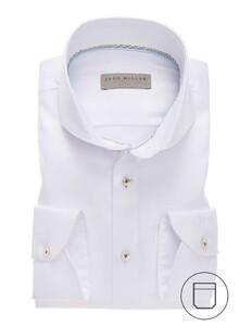 John Miller Uni Cutaway Shirt White