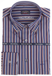 Paul & Shark Silver Collection Stripe Navy