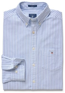 Gant The Oxford 2 Colored Banker Yale Blue