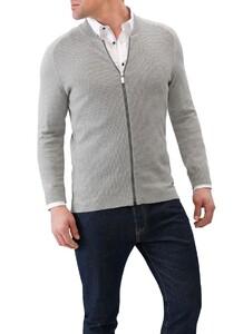 Maerz Uni Zipper Vest Zilver