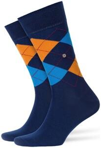 Burlington King Socks Iris