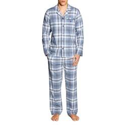 Gant Pyjama Set Shirt Navy